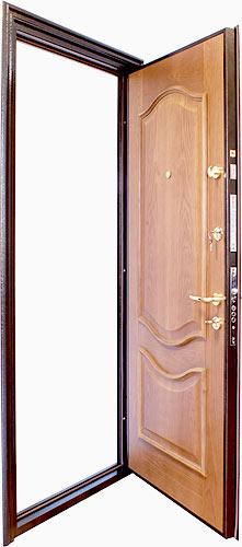 большой выбор металлические двери