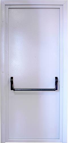 Противопожарная стальная дверь от 11 900 рублей!!! №4